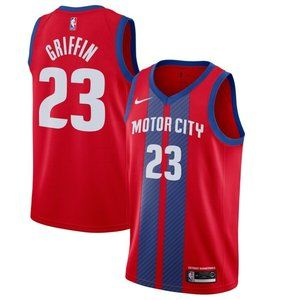 NBA Nike Detroit Pistons Blake Griffin Jersey 23